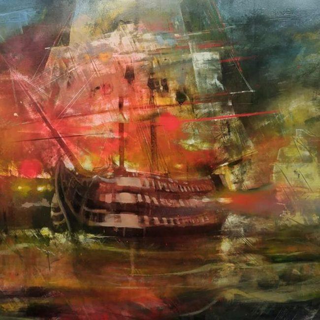 Daniel Parra_Victory-Trafalgar